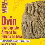 DVIN. A CAPITAL BETWEEN EUROPE AND ASIA