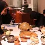 "The preparatory work of the joint exhibition ""Armenia and Iran: Memory of the Land"""