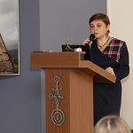 Զարուհի Հակոբյան | «Նոր հայացք Օձունի քանդակների պատկերագրությանը» դասախոսություն